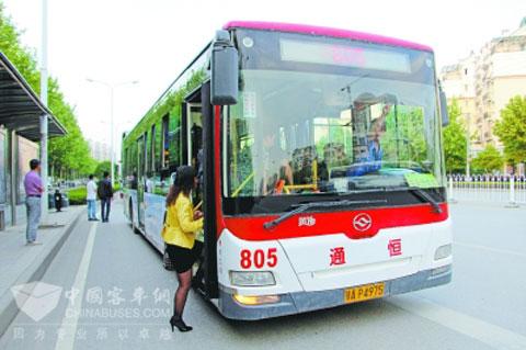 武汉新公交上路