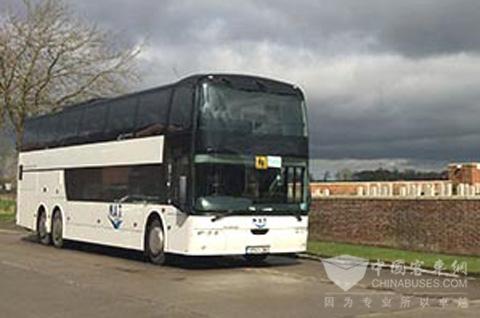斯堪尼亚K440EB三轴客车
