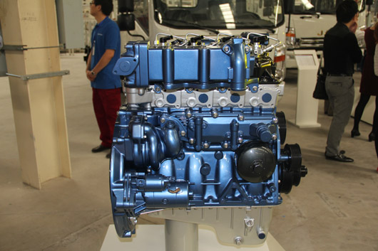 迈斯福3.2L柴油发动机