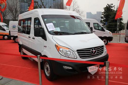 江淮星锐4系车型欧洲风尚的外观设计时尚大气