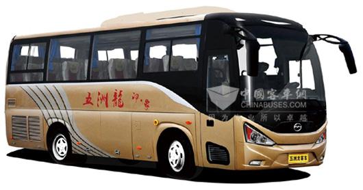 广交会参展车辆FDG6820