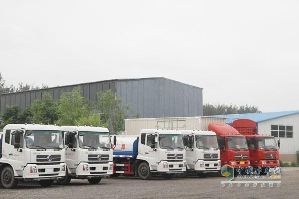 京南卡车市场