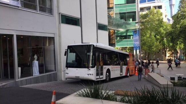 """号外!号外!中车""""高铁巴士""""新西兰开跑啦!"""