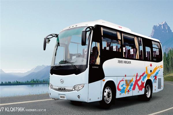 海格KLQ6796KQE51客车