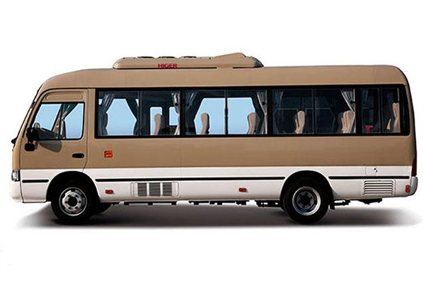 海格KLQ6702KQEV1客车