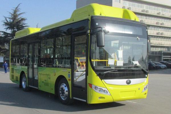 宇通ZK6850CHEVNPG27公交车