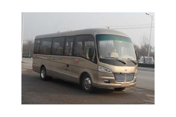 中通LCK6720EVG公交车