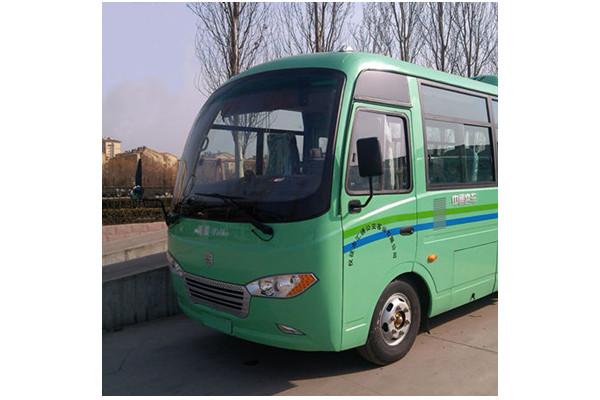 中通LCK6661N5H客车