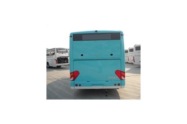 海格KLQ6850GAHEVE5F公交车