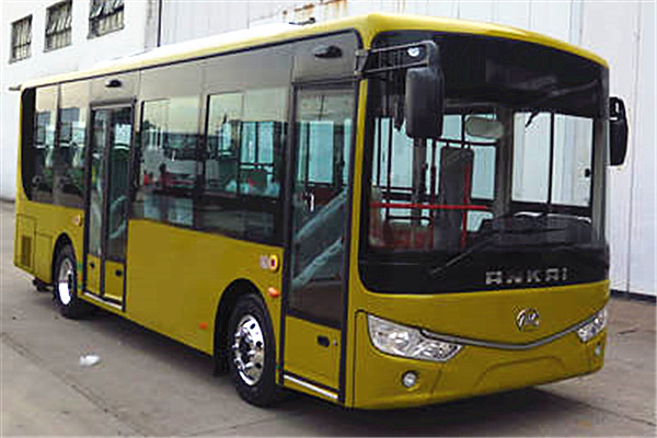 安凯HFF6850G03DE5公交车