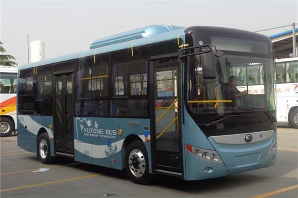 宇通ZK6805BEVG5公交车