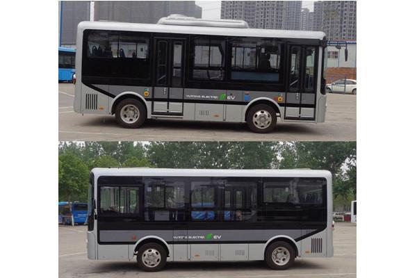 宇通ZK6650BEVG7公交车