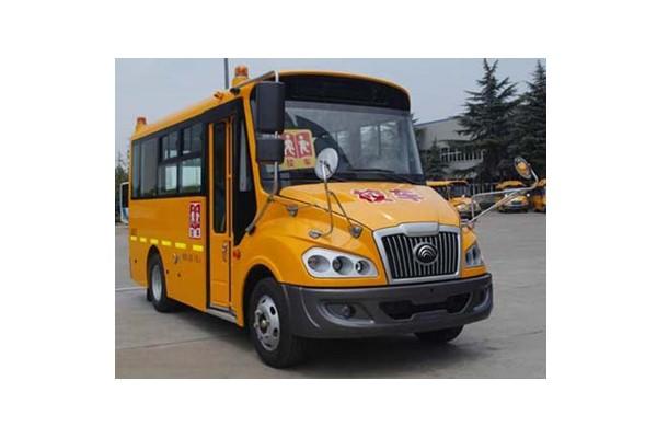 宇通ZK6579DX529小学生专用校车
