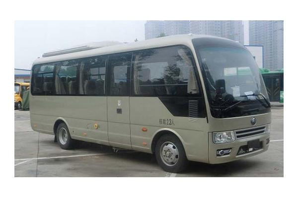 宇通ZK6729DT51客车