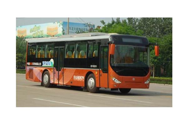 中通LCK6105HGN公交车