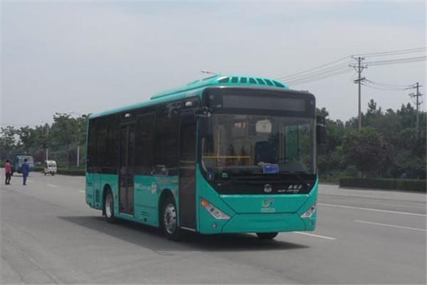 中通LCK6860EVG公交车