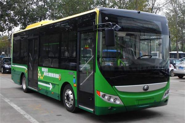 宇通ZK6845BEVG3公交车