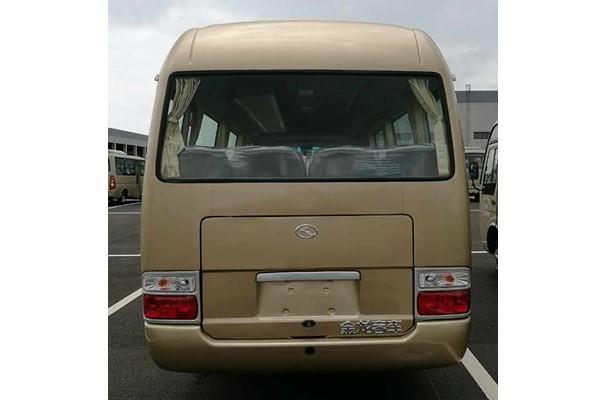 金龙XMQ6706AYD5D客车