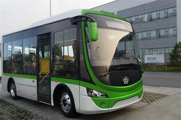 银隆GTQ6661BEVB2公交车