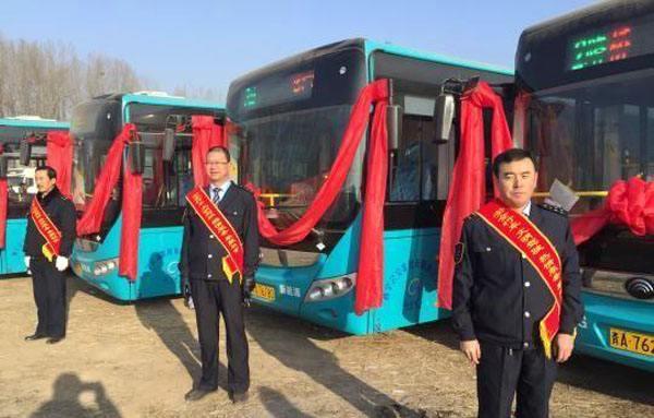 青海西宁:首批47辆纯电动公交年底上线
