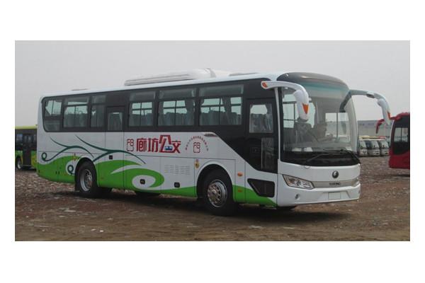 宇通ZK6115BEVG5公交车(纯电动24-49座)