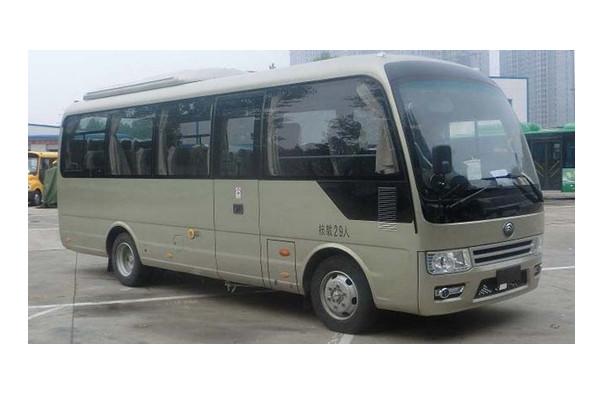 宇通ZK6729DT6客车(柴油国五24-29座)