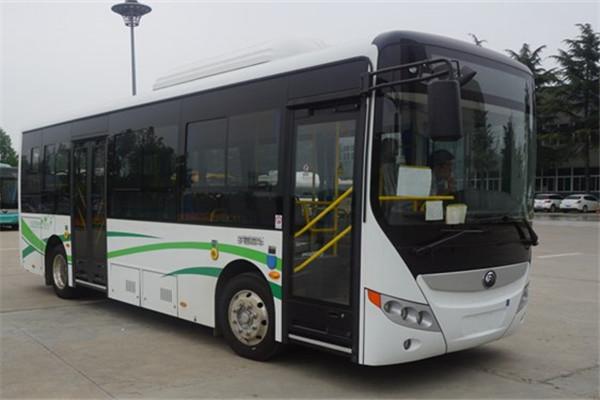 宇通ZK6805BEVG15公交车(纯电动10-24座)