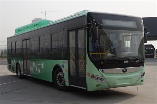 宇通ZK6125CHEVPG35插电式公交车(柴油/电混合动力国五10-45座)