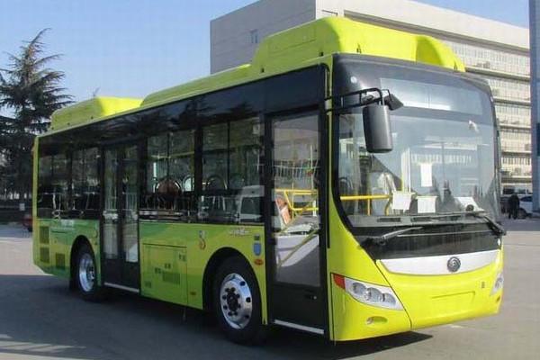 宇通ZK6850CHEVNPG35C插电式公交车(天然气/电混合动力国五10-26座)
