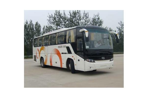 海格KLQ6105YAHEVE51E客车(柴油/电混合动力国五24-51座)