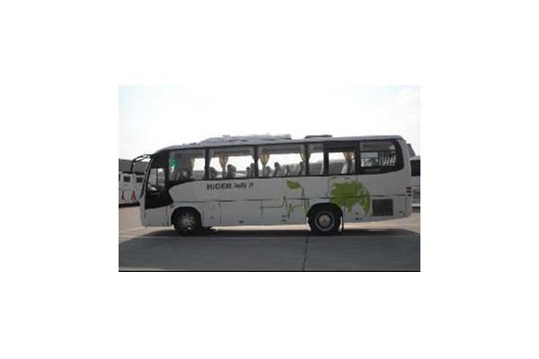 海格KLQ6920KQE50客车(柴油国五24-43座)