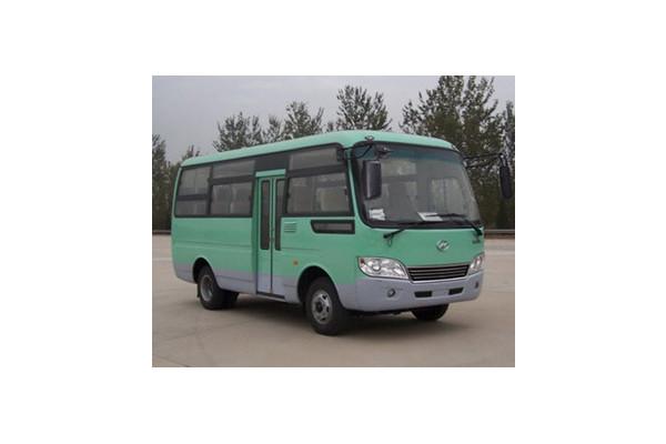 海格KLQ6609E5客车(柴油国五10-19座)