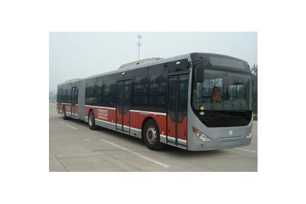 中通LCK6180HQGNA铰接式公交车(天然气国五24-58座)