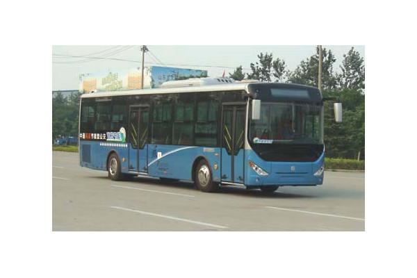 中通LCK6125HGA公交车(柴油国五24-47座)