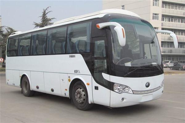 宇通ZK6908HQ5E客车(柴油国五24-41座)