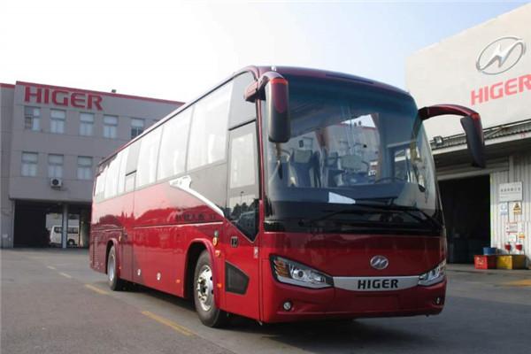 海格KLQ6111YAE51客车(柴油国五24-53座)