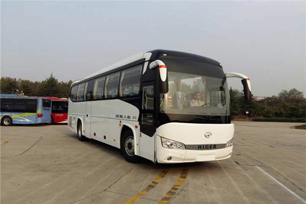 海格KLQ6112ZAE51客车(柴油国五24-53座)