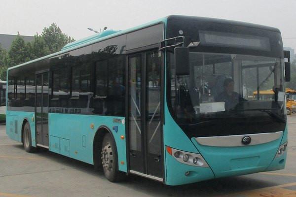 宇通ZK6125BEVG24公交车(纯电动10-45座)