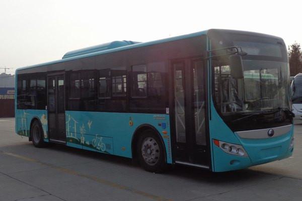 宇通ZK6105BEVG20公交车(纯电动10-39座)