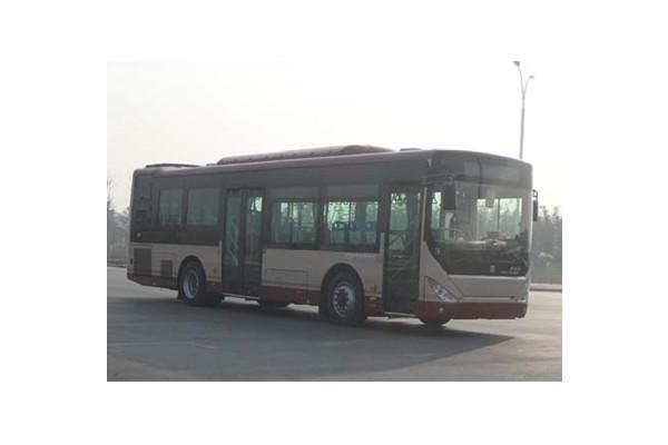 中通LCK6107PHEVNG3插电式公交车(天然气/电混动国五10-44座)