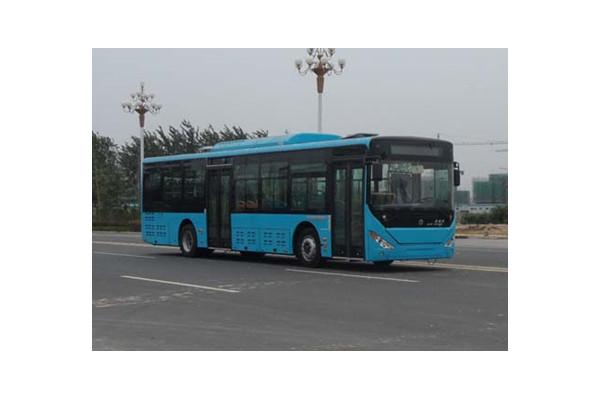 中通LCK6122EVG7公交车(纯电动10-42座)