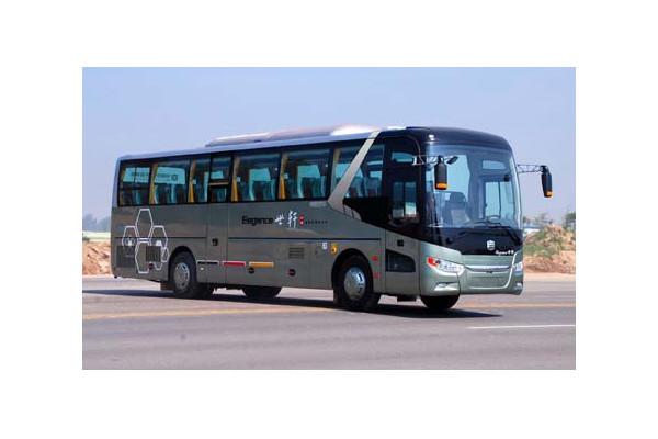 中通LCK6119PHEVG1插电式公交车(柴油/电混动国五24-53座)