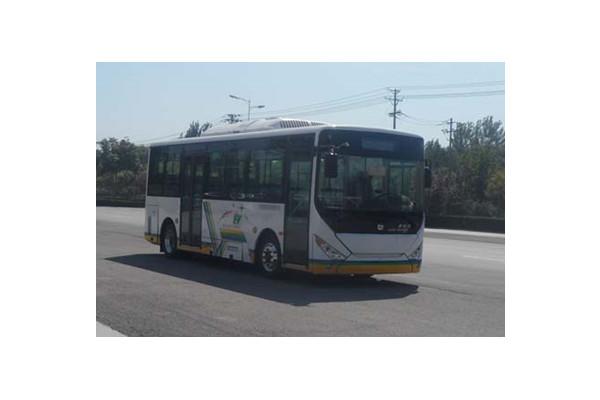 中通LCK6809EVGM公交车(纯电动10-27座)