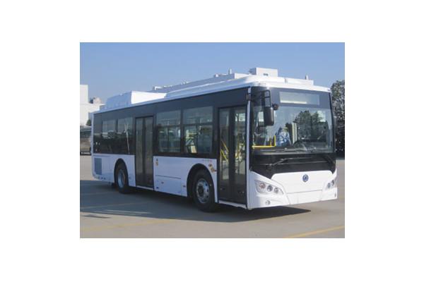 申龙SLK6109UDHEVZ插电式公交车(柴油/电混动国五10-33座)