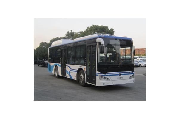 申龙SLK6109UDHEVE插电式公交车(柴油/电混动国五10-39座)