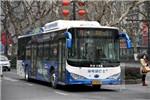 浙江杭州:公交清洁化走在全国前列