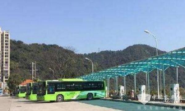 重庆:万盛将迎来22辆纯电动公交
