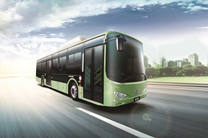 比亚迪BYD6121LGEV4公交车(纯电动10-41座)