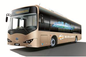 比亚迪BYD6100LGEV7公交车(纯电动20-39座)