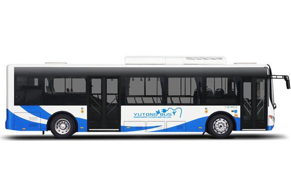 宇通ZK6105BEVG7公交车(纯电动10-39座)